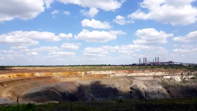 Quarry Time-Lapse: Stock Video