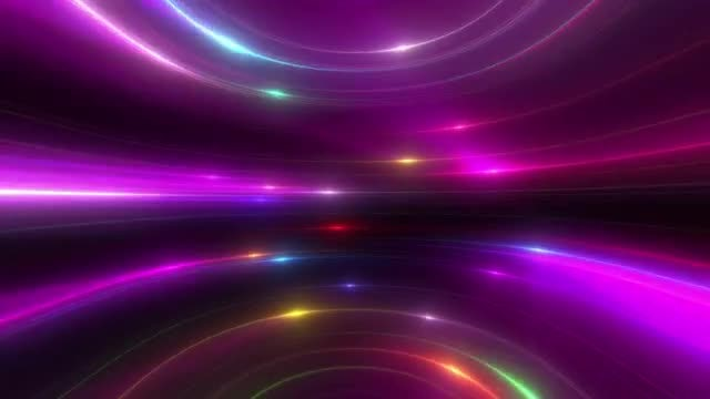 Light Streaks: Stock Motion Graphics