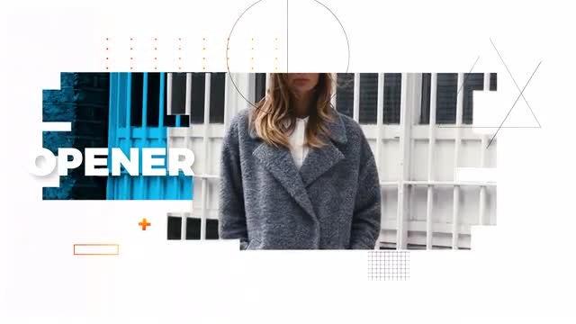 Clean Promo Opener: Premiere Pro Templates