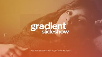 Gradient Gallery: After Effects Templates