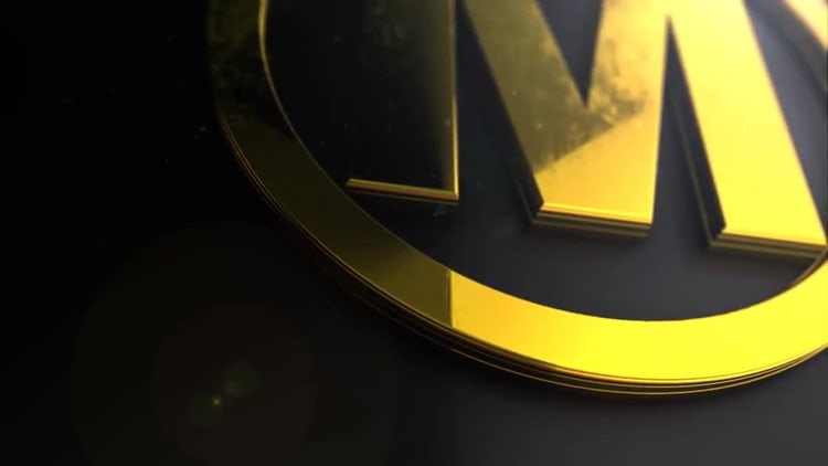 3D Logo Reveal : After Effects Templates