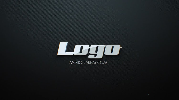 Trailer Logo: After Effects Templates