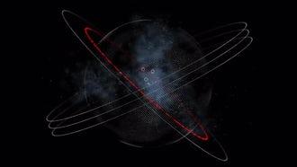 Digital Planets: Motion Graphics