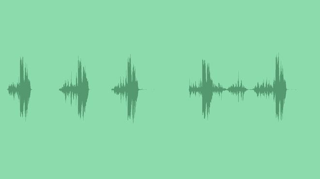 Plastic Bag Movements - Volume 2: Sound Effects