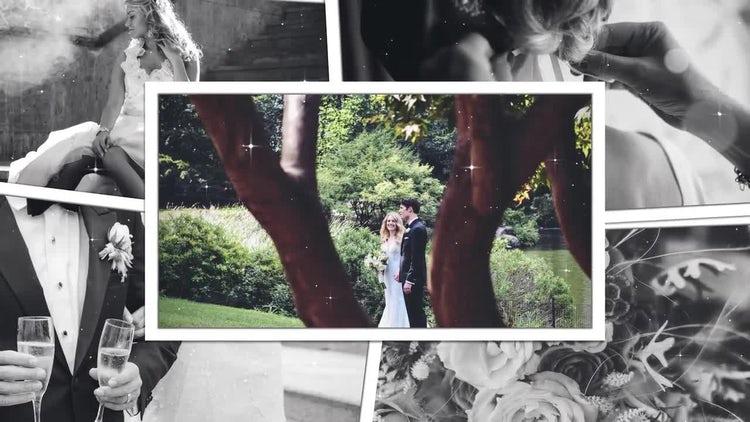 Wedding Slideshow: Premiere Pro Templates