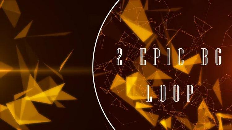 Epic Plexus Backgrounds: Stock Motion Graphics