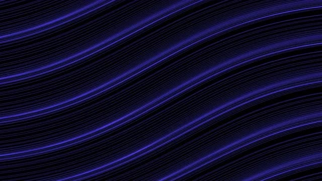 Purple Waves: Stock Motion Graphics
