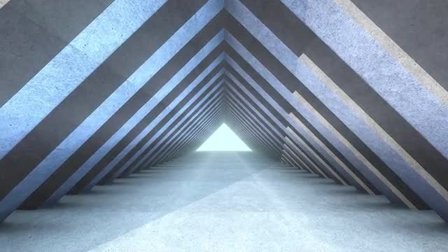 Tunnel: Stock Motion Graphics