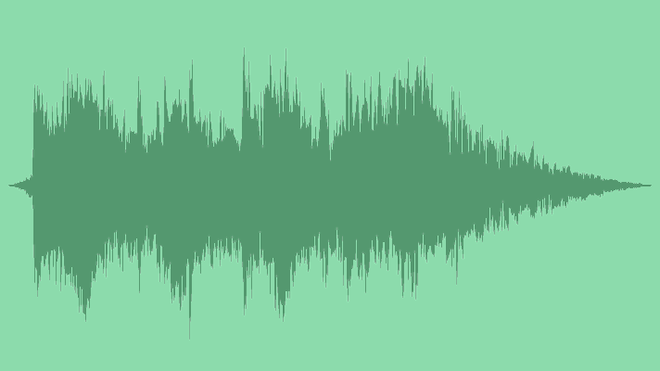 Calm Tech Ambient Logo: Royalty Free Music