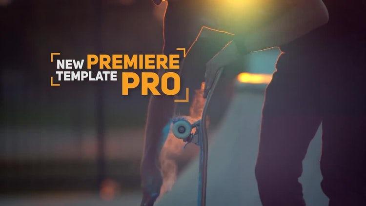 Epic Slideshow & Transitions: Premiere Pro Templates