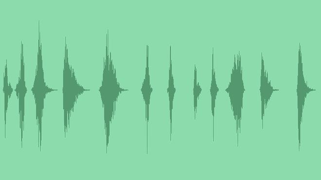 Woosh Mega Pack II (12 Items): Sound Effects