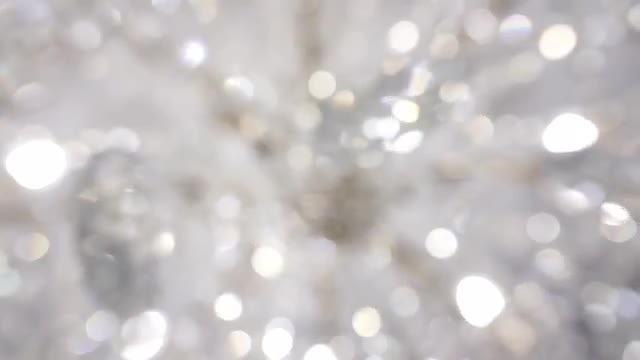 Shimmering Bokeh: Stock Video