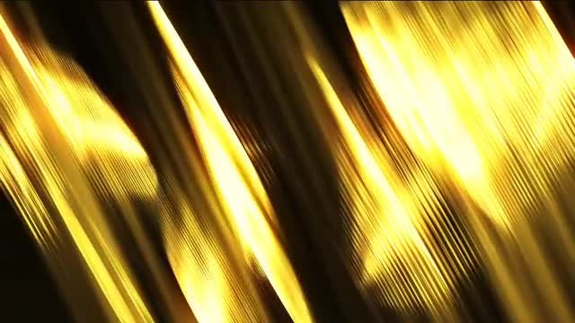 Gold Curtain: Stock Motion Graphics