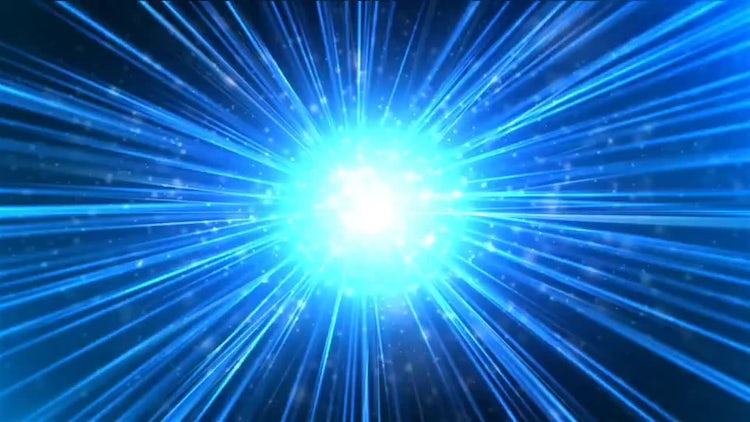 Light Speed Background: Stock Motion Graphics