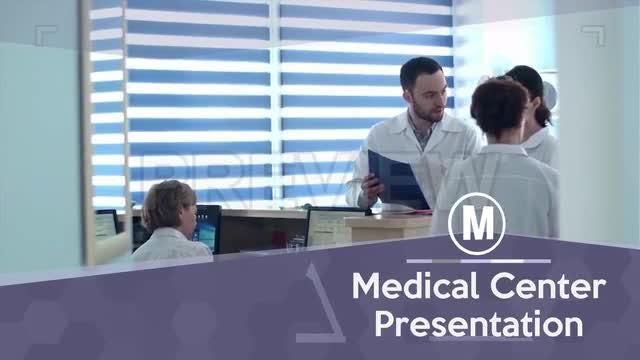 Medical Center Presentation: After Effects Templates