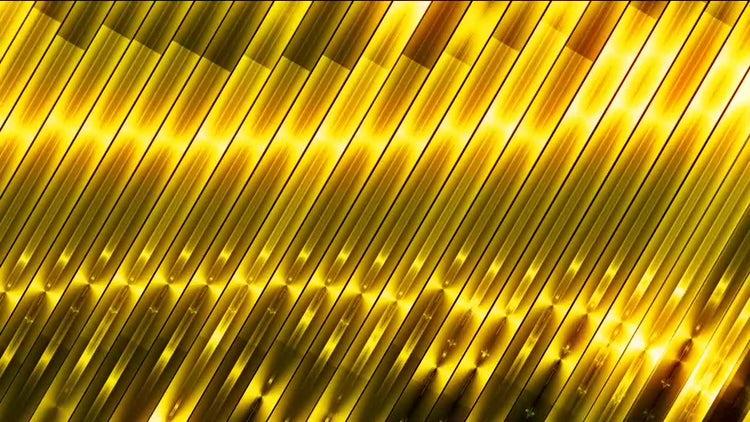 Elegant Gold Background: Motion Graphics