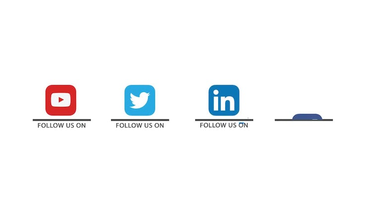 Social Media Logos: After Effects Templates