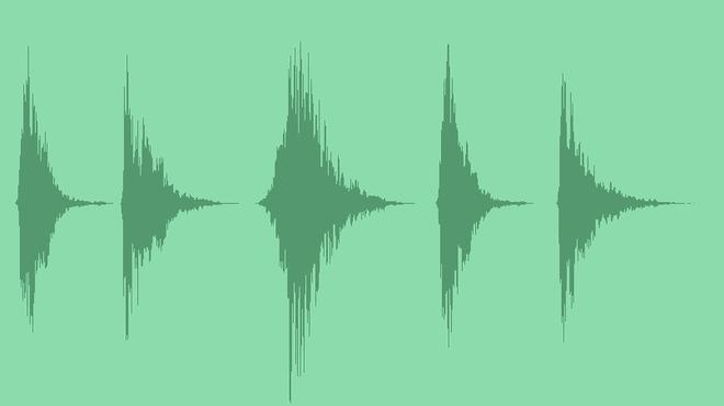 Movement Woosh Transition: Sound Effects