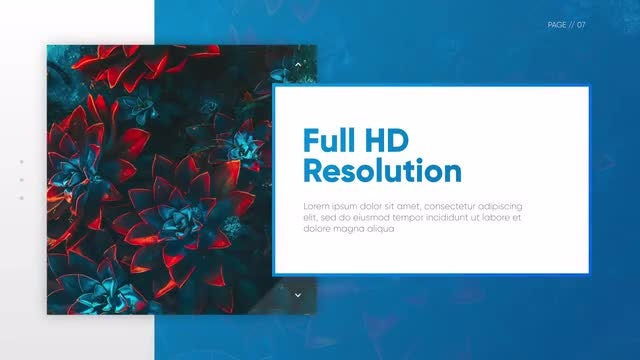 Colorful Presentation - Clean Corporate: After Effects Templates