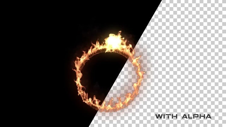 Ring Of Fire: Stock Motion Graphics