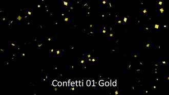 Confetti Pack: Stock Motion Graphics