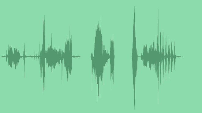 Glitch Voltage BadTV: Sound Effects