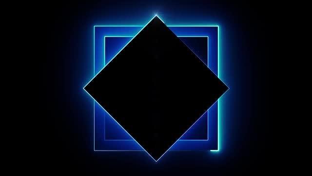 Logo Frame: Stock Motion Graphics