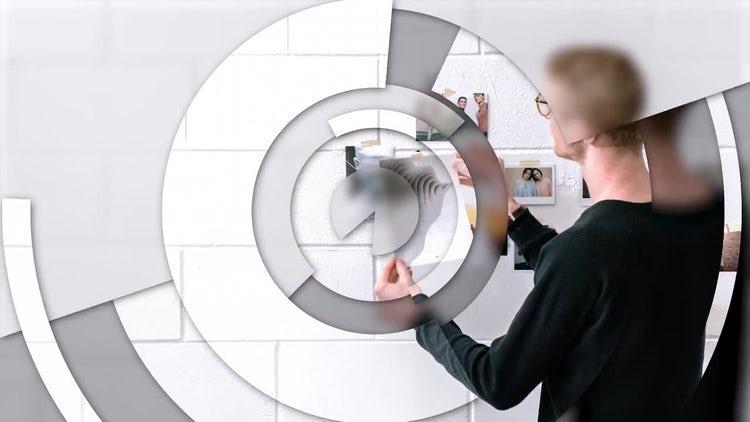 Circles Corporate Promo: Premiere Pro Templates