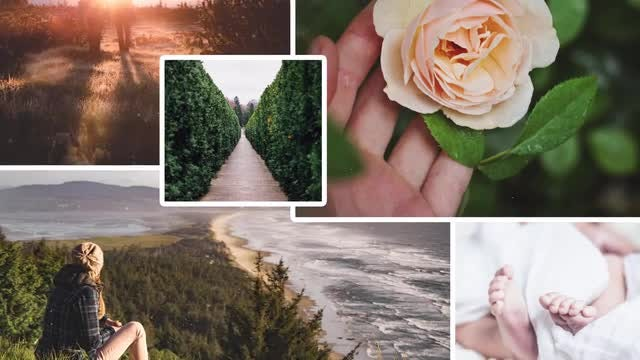 Happy Moments Slideshow: After Effects Templates