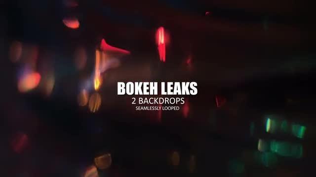 Bokeh Leaks: Stock Motion Graphics