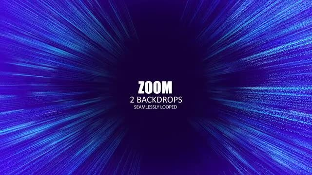 Zoom: Stock Motion Graphics