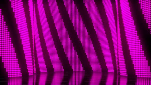 LED Wall 02: Stock Motion Graphics