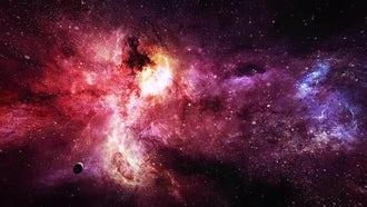 Among The Stars: Stock Motion Graphics