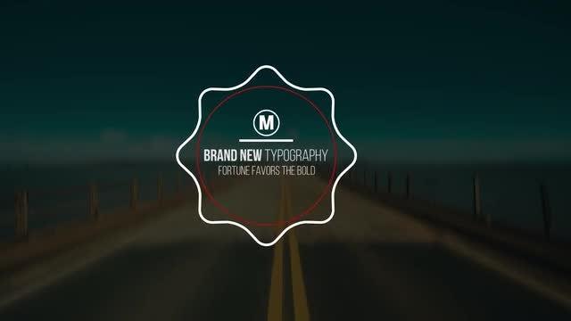 Modern Titles V8: Premiere Pro Templates