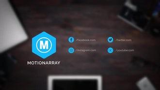 Social Logo Reveals v2: After Effects Templates