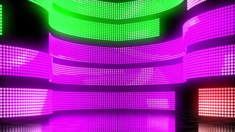LED Wall 04: Motion Graphics