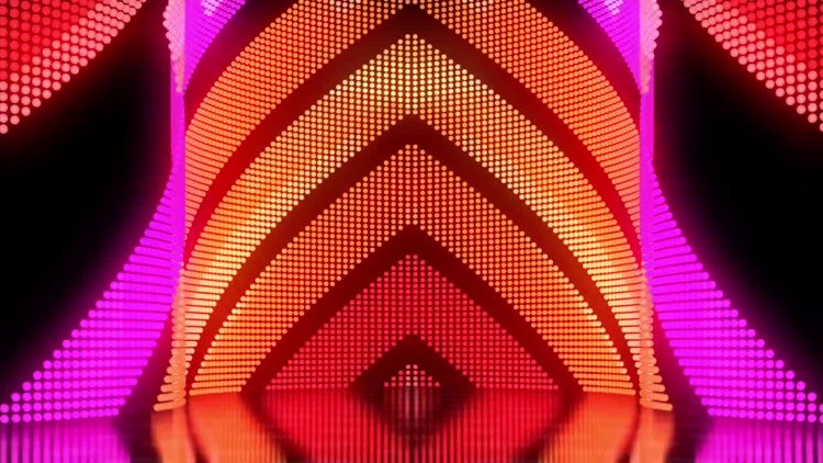 LED Wall 05: Stock Motion Graphics
