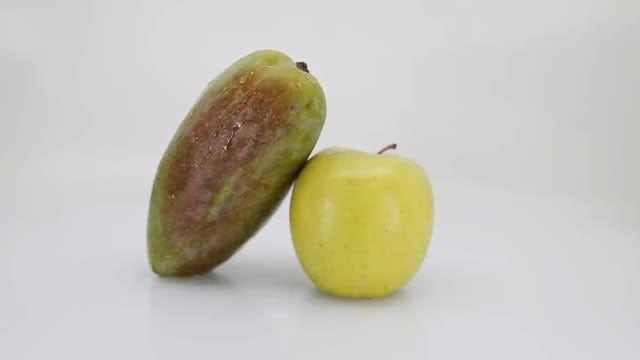 Apple And Mango: Stock Video