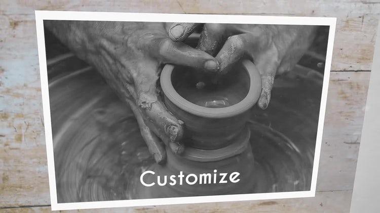 Photo Cards Slideshow: Premiere Pro Templates
