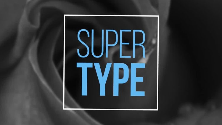Title Boxes: After Effects Templates