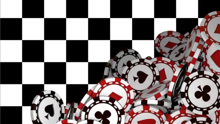 Poker Chips Transition: Stock Motion Graphics