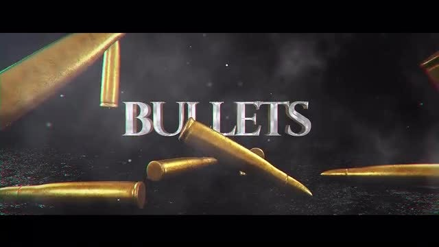 Bullet Title: After Effects Templates