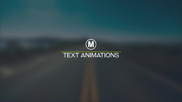 Smooth Text Animations - After Effects Templates | Motion Array