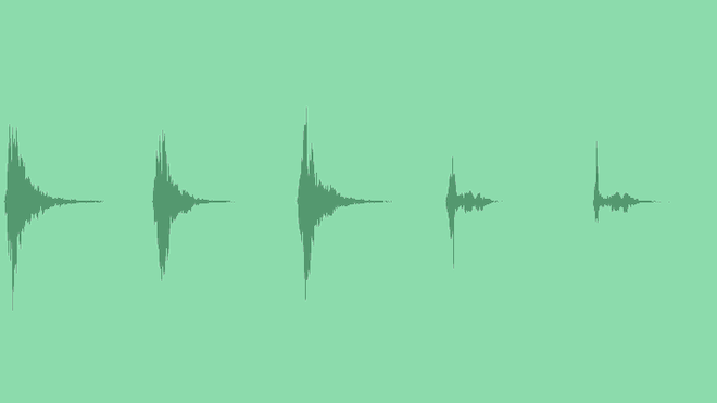 Bell Trill: Sound Effects