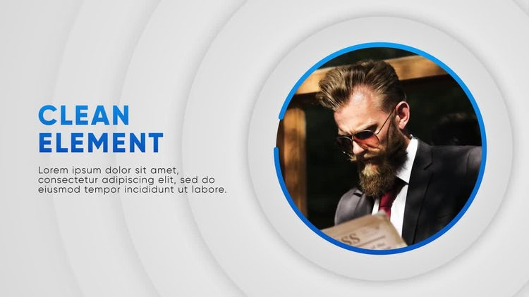 Clean Elements - Corporate: After Effects Templates