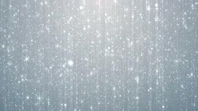 Stars And Bokeh Loop: Stock Motion Graphics
