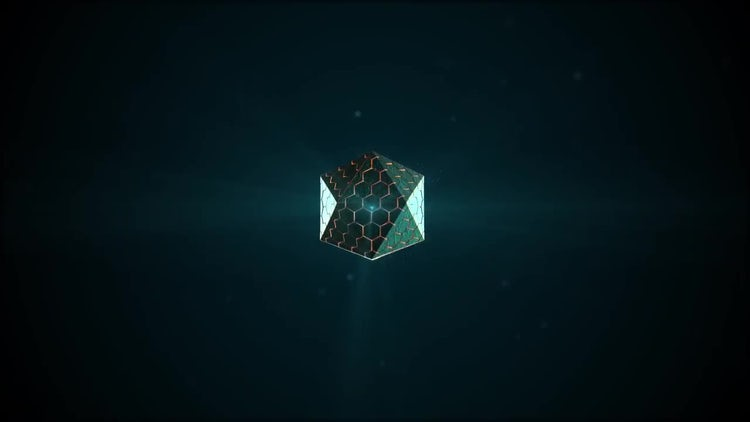 Sci-Fi 3D Logo Reveal: After Effects Templates