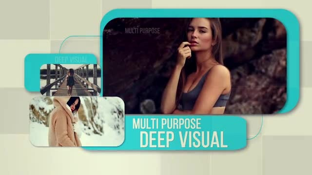 Minimal Slideshow: After Effects Templates