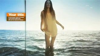 Parallax Summer Slideshow: After Effects Templates