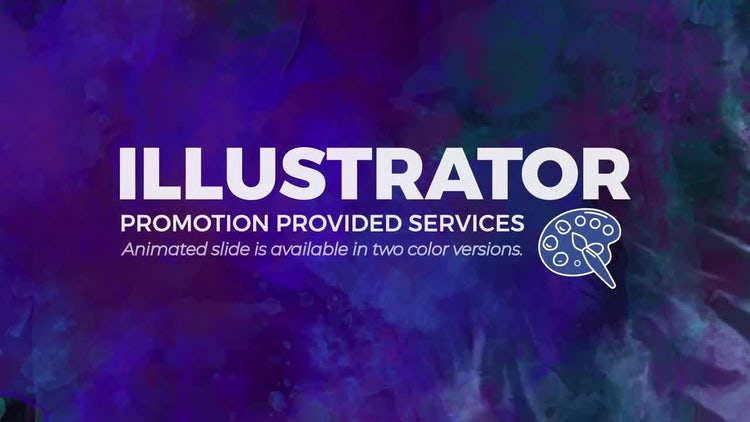 Illustrator Promo: After Effects Templates
